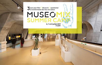 Museomix summer camp: BAM! a Lione con la community italiana