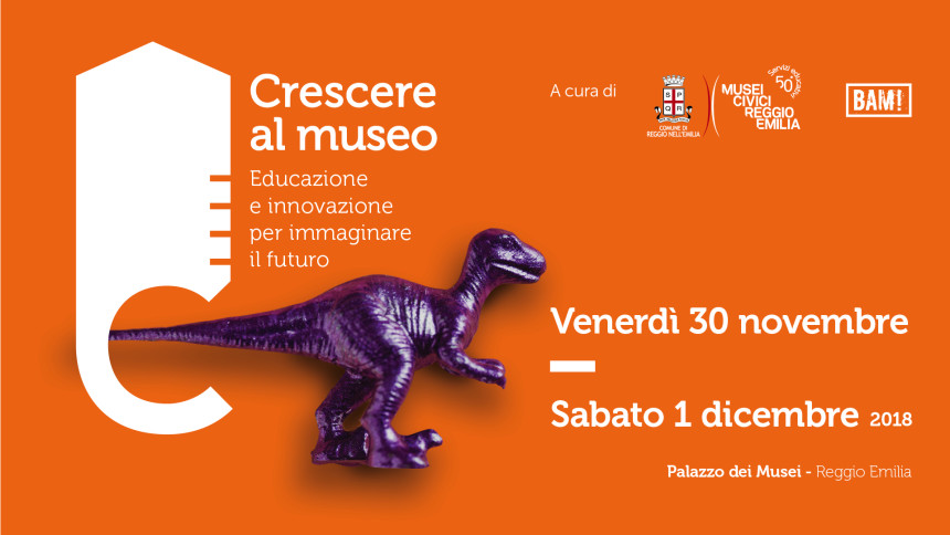 Crescere al museo: dal Rijksmuseum all'Egizio di Torino, le buone pratiche si incontrano a Reggio Emilia