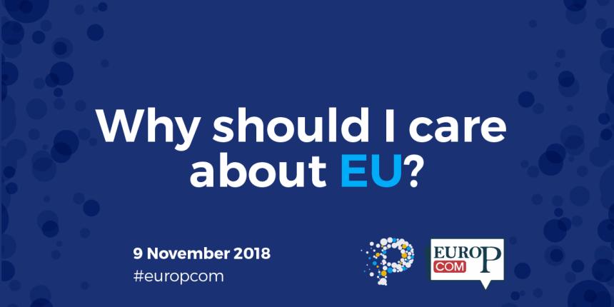 (Italiano) Il workshop di PERCEIVE sulla comunicazione dei progetti europei a EuroPCom 2018