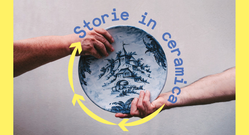 """""""Storie in ceramica"""": sta per inaugurare la mostra partecipativa"""