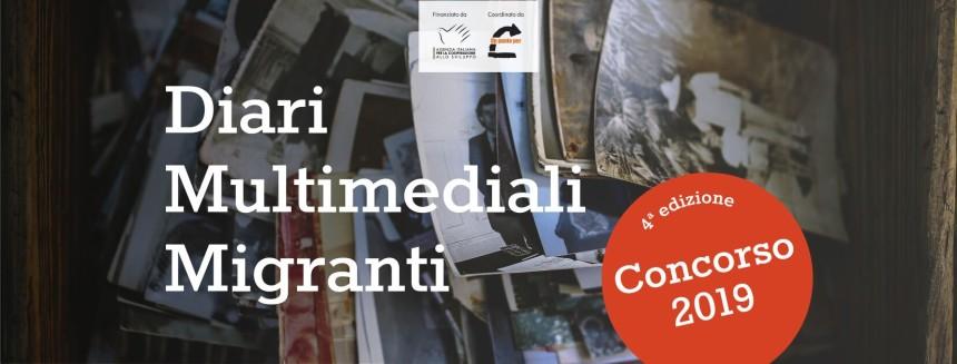 """""""Diari Multimediali Migranti"""": ancora aperto il concorso parte del progetto DIMMI di Storie Migranti"""