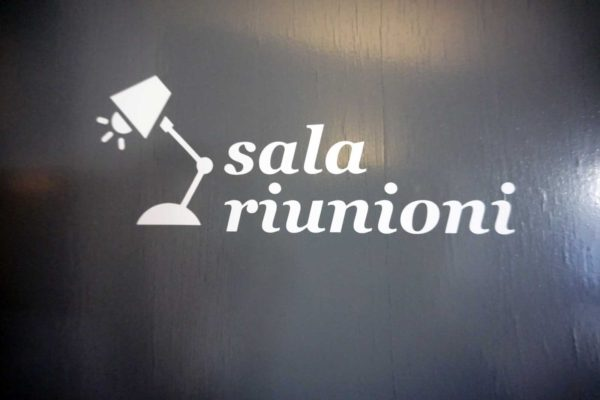 Sala riunioni / Meeting room