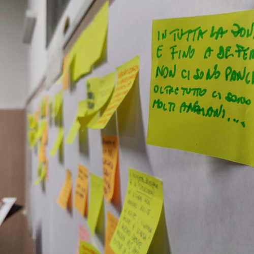 """Don Gallo e la città vecchia"": developing a participatory planning process"