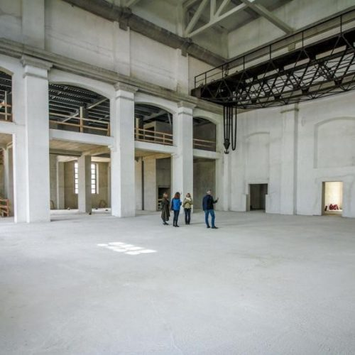 Mentoring and strategic support for the management of the spaces in the former Daste e Spalenga plant